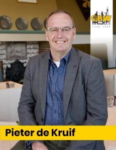 Pieter de Kruif