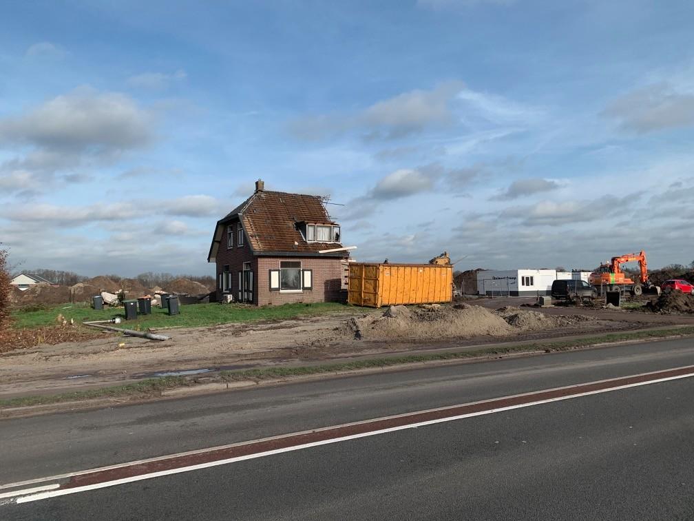 Wijk Hoevelaar in aanbouw